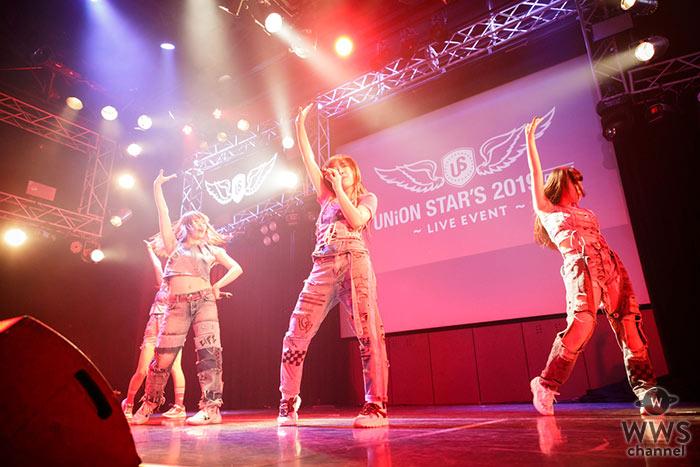 【ライブレポート】ミドルティーンガールズユニット・Over Blazzが初パフォーマンスステージ!!!!<UNION STAR'S 2019>