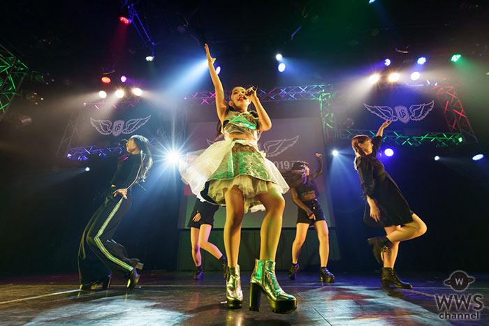 【ライブレポート】19歳の実力派R&BシンガーWa:Mi、Over Blazzとのスペシャルコラボステージも披露!!<UNION STAR'S 2019>