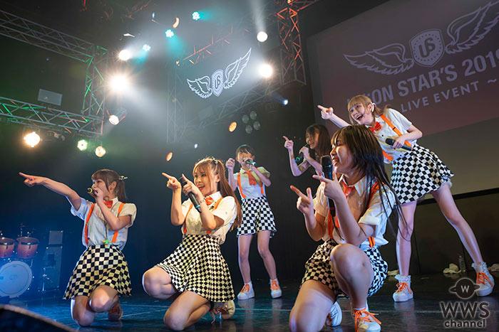 【ライブレポート】千葉CLEAR'S、現メンバー最後のステージをUNION STAR'Sで披露!!最後まで笑顔と熱狂で包まれた一夜!!<UNION STAR'S 2019>