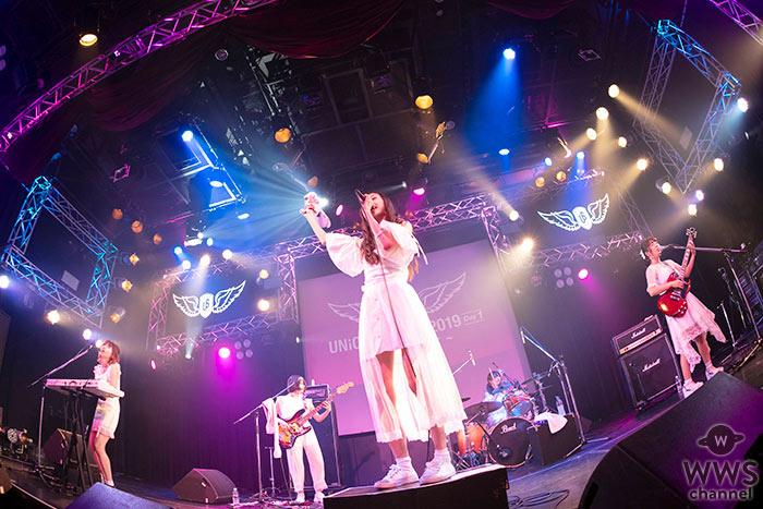 【ライブレポート】楽しさ満載のFUN RUMOR STORYのライブに心もウキウキ!!<UNION STAR'S 2019>