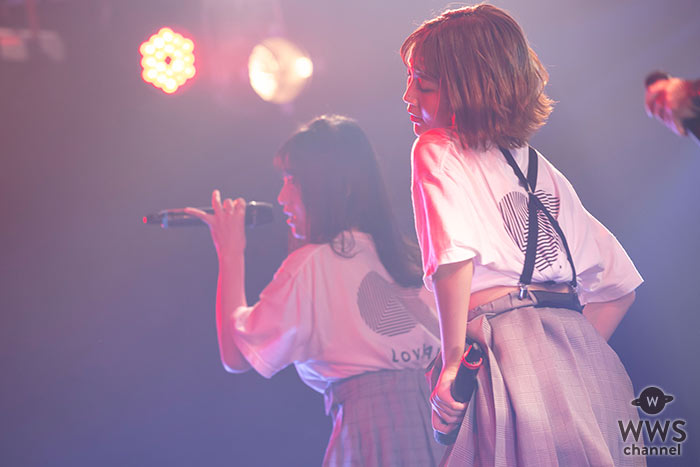 【ライブレポート】関西出身のダンスヴォーカルユニット・LovRAVEが活動休止前最後のパフォーマンス!<UNION STAR'S 2019>