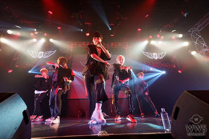 【ライブレポート】イケメン男性ヴォーカル&ダンスグループ・Super Break Dawnがトリを飾る!<UNION STAR'S 2019>