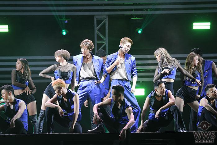 東方神起が「a-nation 2019」大阪公演2日目のヘッドライナーで登場!圧巻のパフォーマンスで会場を虜に!<a-nation 2019>