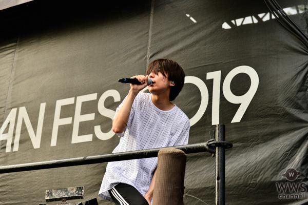 【ライブレポート】ゲスの極み乙女。が彩り豊かな楽曲でPARK STAGEを魅了する!<ROCK IN JAPAN FESTIVAL 2019>