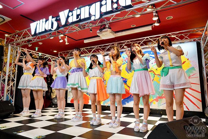アップアップガールズ(2)、ニューシングル発売イベントで11月4日に東京・恵比寿リキッドルームにてワンマンライブの開催を発表!