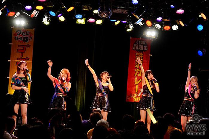 アプガ、チケット代55円で55曲を披露するコスパの良過ぎるライブ開催!