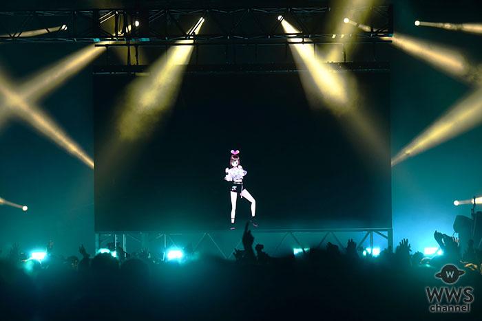 Kizuna AI、サマソニ東京で約5,000人が熱狂!