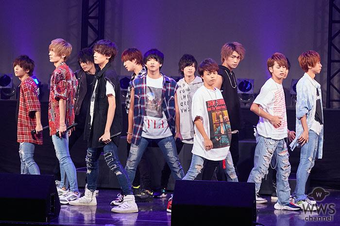 B2takes!!、12人新体制でのお披露目ワンマンライブ大成功でニューシングル「証-Akashi-」 初披露!さらに映画化も決定!!
