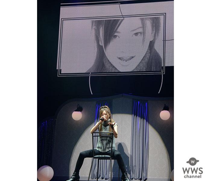 倉木麻衣、ツアー初日公演で16歳デビュー撮影当時との驚きのコラボレーション実現!