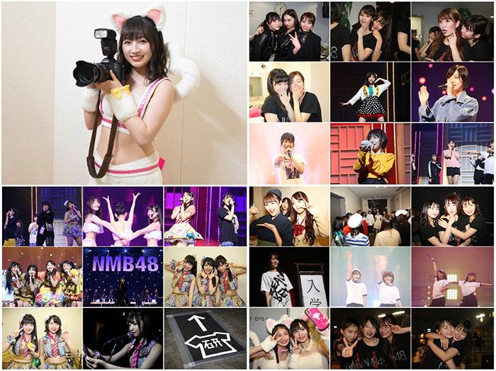 NMB48のライブツアー密着フォトブックが発売決定!東由樹が撮影したオフショットも!「メンバーの好き度を増してほしい」