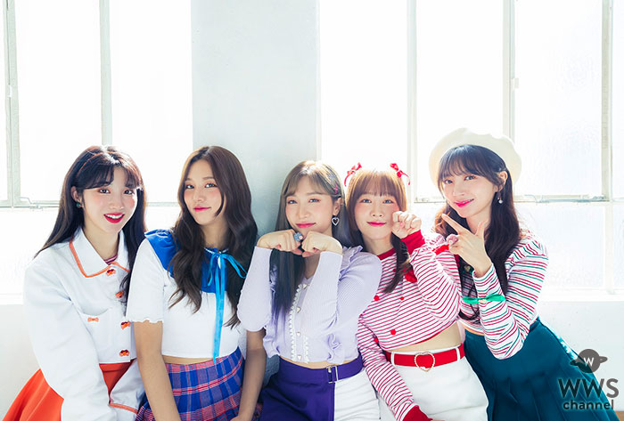 K-POPガールズグループLABOUM、配信シングル「Love Me」リリース!