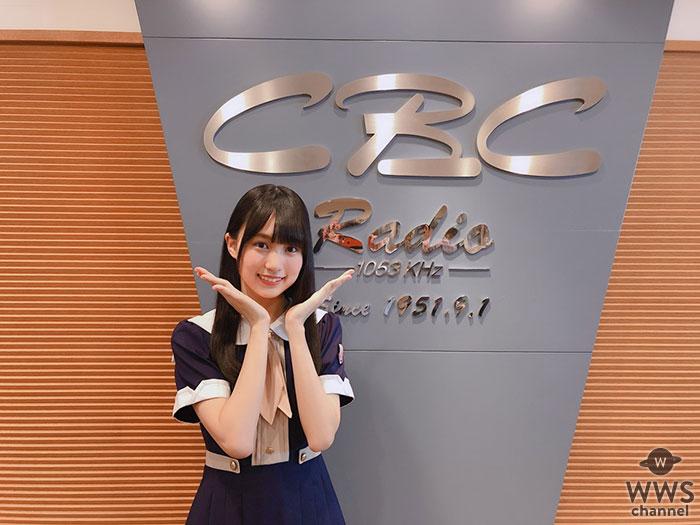 乃木坂46・賀喜遥香、ひとりで新曲PRキャンペーンで名古屋を奔走!