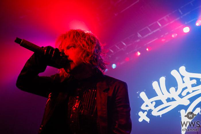HYDE、BRING ME THE HORIZONの単独公演「SUMMER SONIC EXTRA」にゲスト・アクトとして出演!