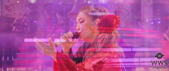 浜崎あゆみ、アニメ、ゲーム関連楽曲を集めた配信限定アルバムがリリース! さらにデビュー21周年記念ライヴダイジェスト第4弾「FLOWER」をYouTubeで公開!