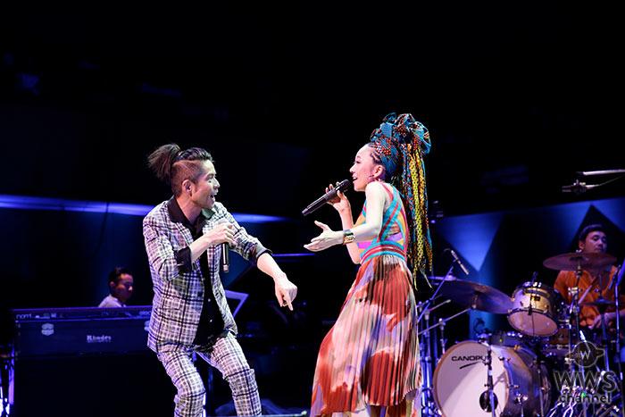 MISIA、TICAD7(第7回アフリカ開発会議)サイドイベントへ出演!久保田利伸とともにLA・LA・LA LOVE SONGをコラボパフォーマンス!