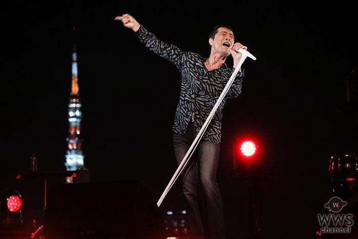 矢沢永吉がMステに初出演!一夜限りのスペシャルメドレーを披露!
