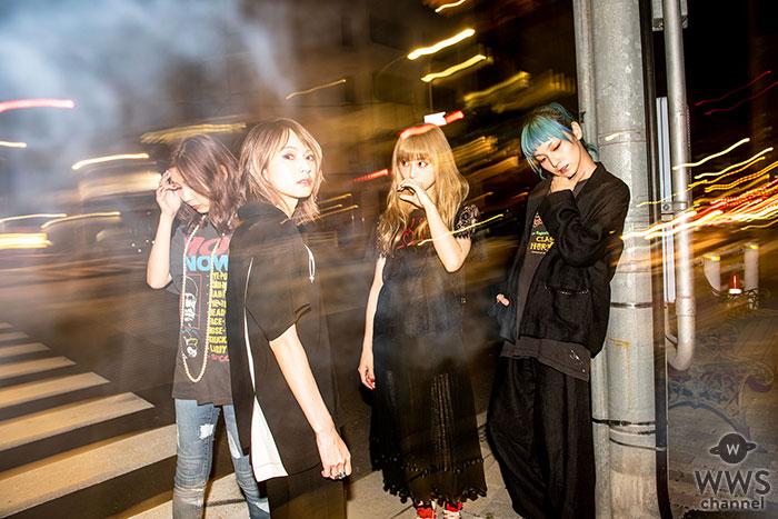 SCANDAL、初のYouTubeライブ配信が決定!新曲「Fuzzy」も披露するスタジオライブを生中継!