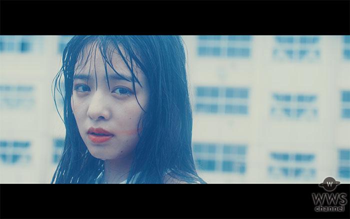 横田真悠が雨に打たれ熱演!赤頬思春期の話題曲「私の思春期へ」Music Videoを公開&一斉配信スタート!