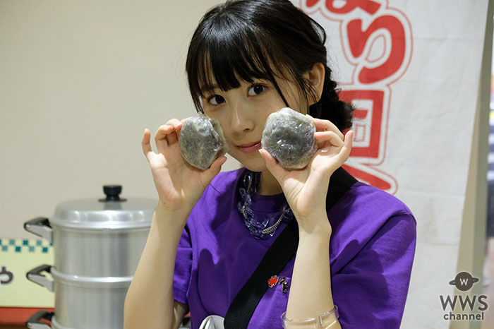 SKE48・井上瑠夏、熊本県庁に表敬訪問!1年ぶりの地元テレビ・ラジオ出演も!