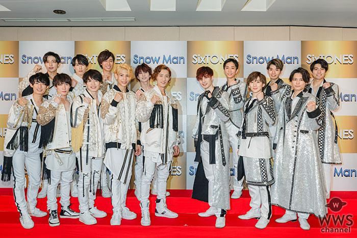 約19年ぶりの開催となるジャニーズJr.単独東京ドーム公演でSixTONES、Snow Manの2020年同時デビューを発表!