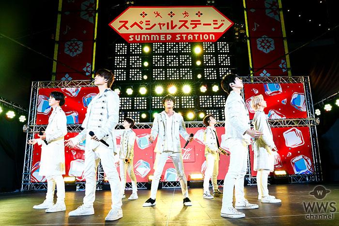 M!LK、「コカ・コーラ SUMMER STATION 音楽ライブ」に出演!