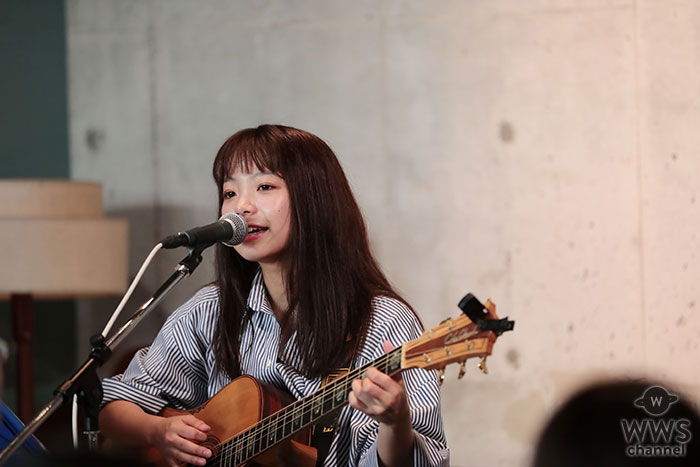 活動休止中の9nine村田寛奈、初のソロライブで日本デザイナー学院WEBCMタイアップの新曲を初披露!