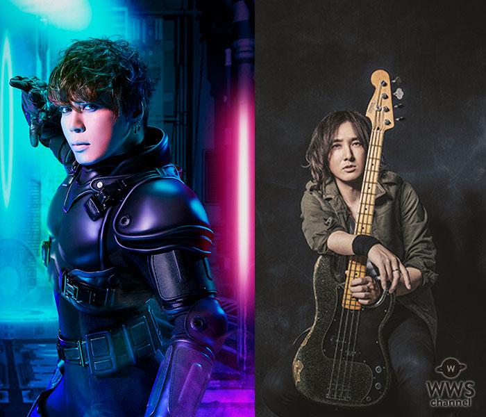 西川貴教とLUNA SEAのベーシストJが『仮面ライダーゼロワン』主題歌でコラボ!