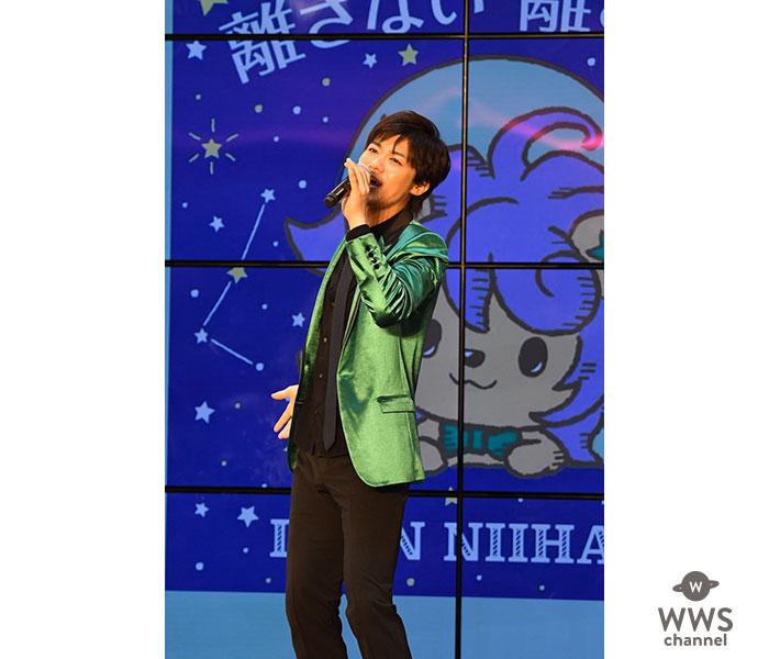 新浜レオン、盆踊り歌唱で大盛り上がり!「離さない 離さない」の新展開が続々決定!!