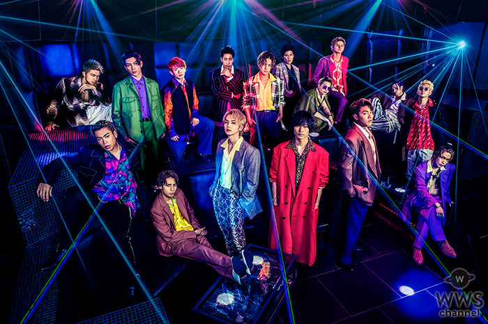 THE RAMPAGE from EXILE TRIBE、結成5周年記念イベント開催決定!