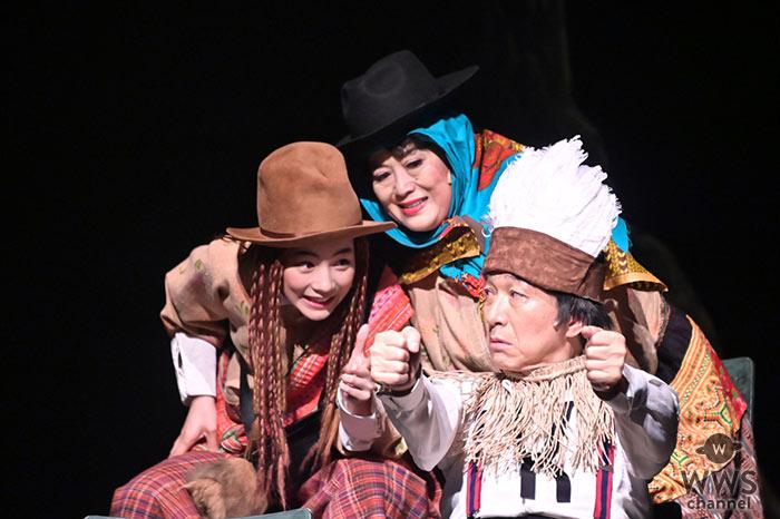 渡辺えり・小日向文世・のん出演!音楽劇「私の恋人」東京公演がスタート!