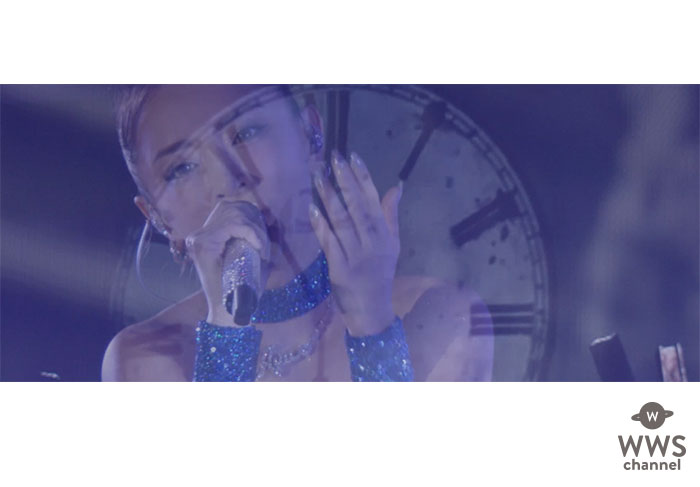 浜崎あゆみ、デビュー21周年記念ライヴからオープニング曲「Duty」をYouTubeで公開!