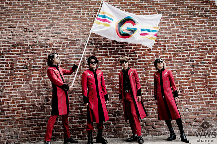 GLAY、「MTV VMAJ 2019」にて『MTV Rock the World Award』を受賞!
