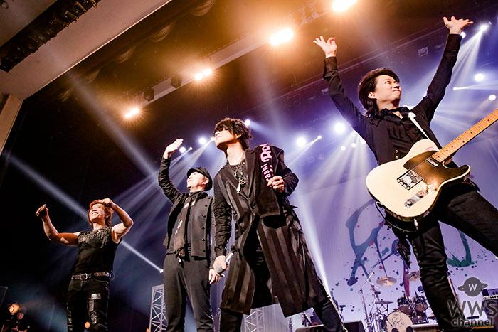 T-BOLAN、約23年ぶりの全国ツアーを敢行!ファイナル公演の模様をWOWOWで8/4(日)に独占放送!