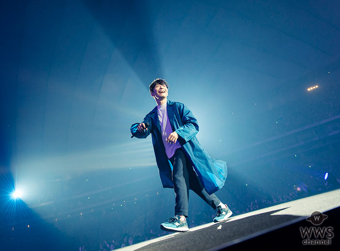 """星野源、『DOME TOUR """"POP VIRUS"""" at TOKYO DOME』がオリコン週間映像ランキング3部門1位獲得!4作品連続映像ランキング3冠を獲得し男性ソロ歴代1位に!!"""
