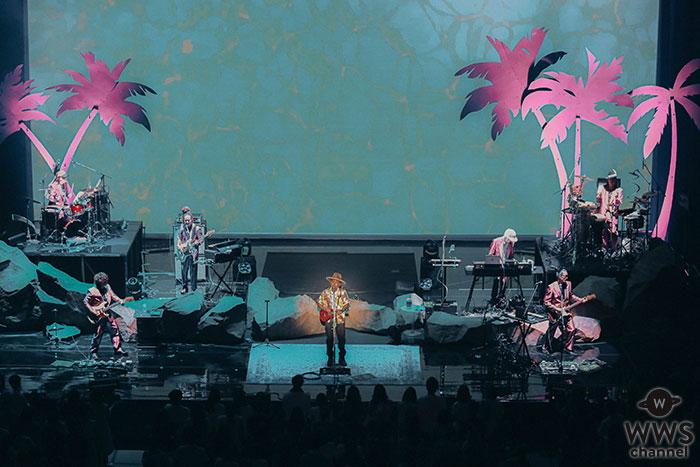 平井 大、「Concert Tour 2019 THE GIFT」が静岡公演よりスタート!