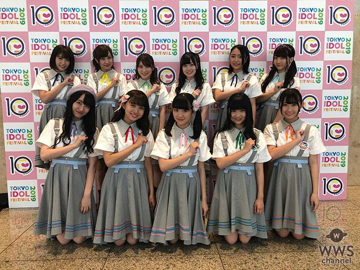 スパガが9月発売の新曲「片想いのシンデレラ」をTIFにて初披露!