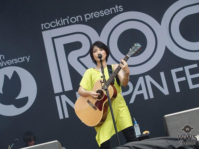 miwa、TBS系ドラマ 主題歌「リブート」をROCK IN JAPAN FESTIVALで初披露!