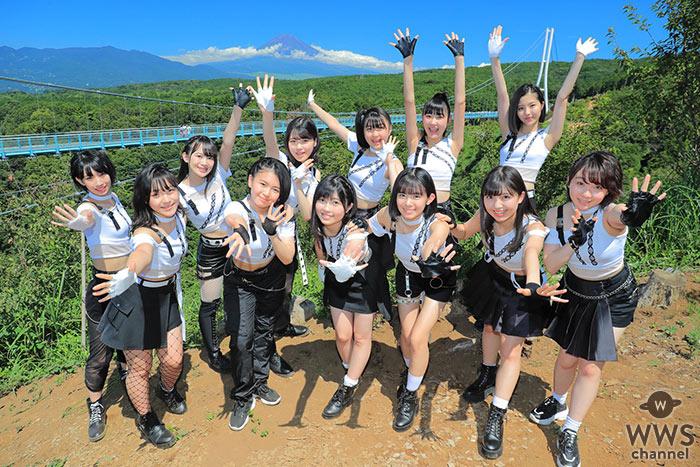 """ハロプロ""""令和""""初のメジャーデビュー・BEYOOOOONDSが日本一の山""""富士山""""にヒット祈願!"""