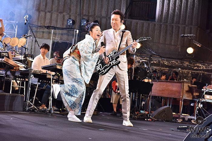 布袋寅泰×石川さゆり、椎名林檎、宮本浩次ら出演!「日比谷音楽祭 ~Hibiya Dream Session~」がWOWOWで放送!