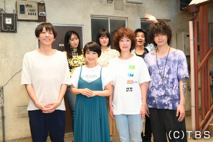 miwaがドラマ「凪のお暇」の撮影現場を訪問!