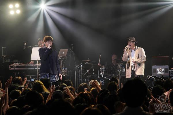 CHEMISTRY、再始動後初アルバムの初回盤にプレミアムライブ映像を収録!