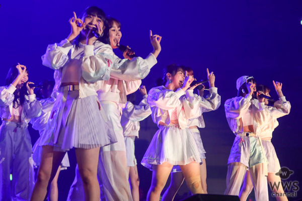 【ライブレポート】SKE48が「@JAM EXPO 2019」で魅せる爆上げの熱狂夏物語!