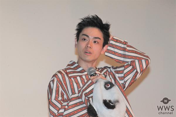 菅田将暉・仲野太賀が映画『タロウのバカ』完成披露試写会に登壇!新人俳優YOSHIと共に意気込みを語る!