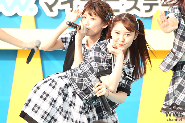 【写真特集】Good Tears (ラストアイドル)が『TIF2019』に登場!サポートメンバーを加えて力強いパフォーマンス<TOKYO IDOL FESTIVAL 2019>