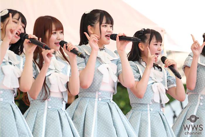 =LOVE(イコラブ)が『TIF2019』最終日のSMILE GARDENに出演し会場を盛り上げる!<TOKYO IDOL FESTIVAL 2019>