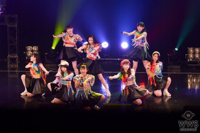 つばきファクトリーが『TIF2019』初日の「HOT STAGE」に出演!