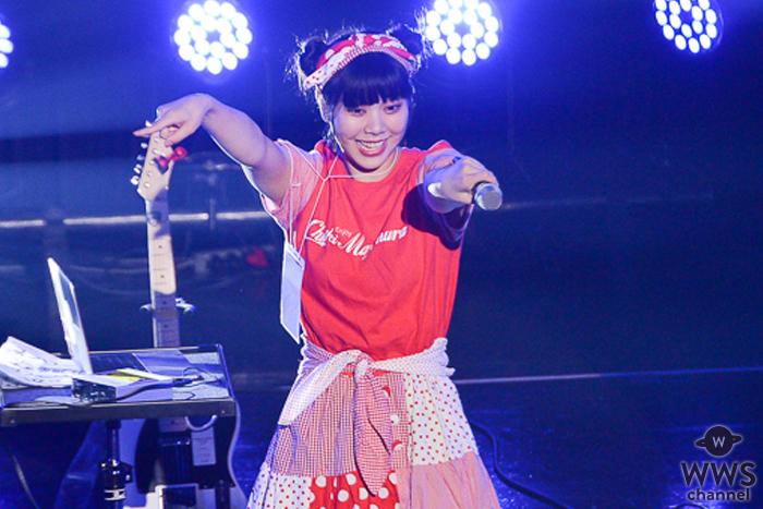 眉村ちあきが『TIF2019』で初ステージを飾る!<TOKYO IDOL FESTIVAL 2019>