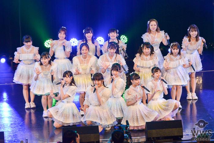 HKT48が『TIF2019』の「HOT STAGE」に出演!指原莉乃卒業後初のステージ!!<TOKYO IDOL FESTIVAL 2019>
