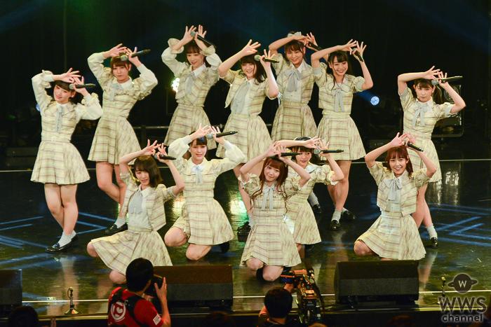 =LOVE(イコラブ)が『TIF2019』に出演!割れんばかりのMIXが会場を包む!<TOKYO IDOL FESTIVAL 2019>