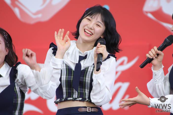 菅原茉椰、復活のステージング!SKE48 チームEが3度目のサマステを飾る!<SUMMER STATION 音楽LIVE>